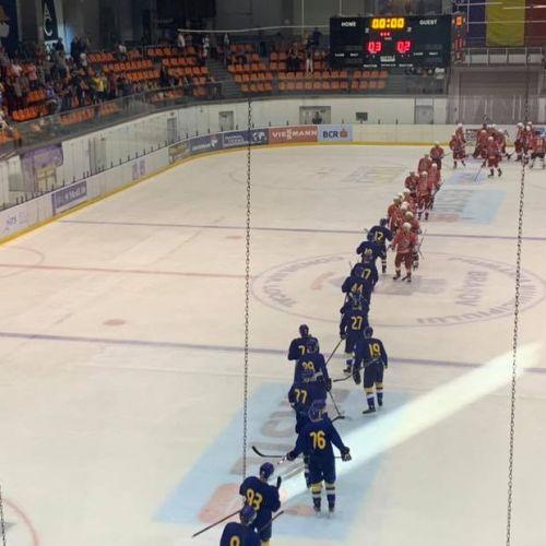 Campionatul Național de hochei pe gheață începe cu 7 echipe la start