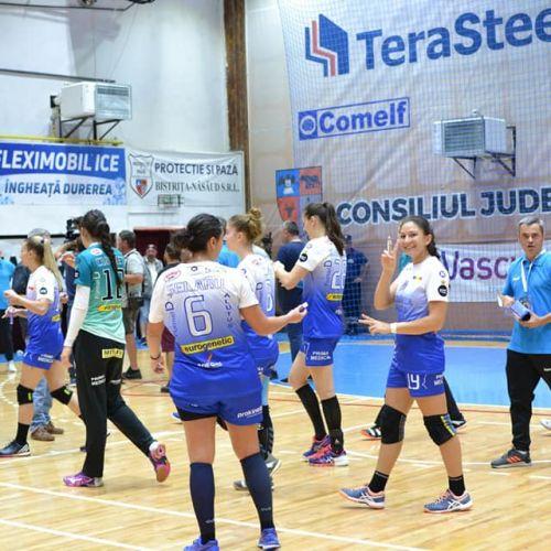 Dobrogea Sud Constanța și SCM Craiova au trecut de primul tur în Cupa EHF