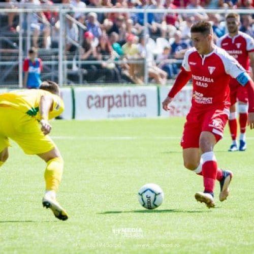 Liga 2 / Echipa etapei a opta. De la Rus și Sefer la Florescu și Lung