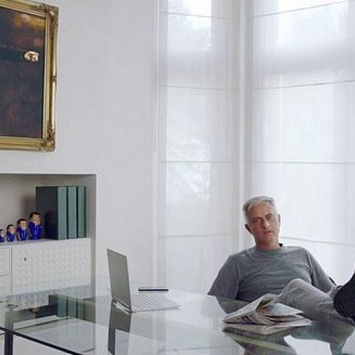 """VIDEO / Jose Mourinho este """"special""""și într-o reclamă la pariuri"""