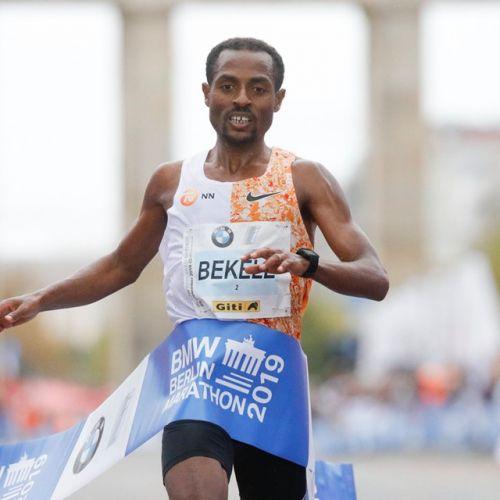VIDEO / Kenenisa Bekele triumfă la Maratonul Berlin, aproape de a bate recordul mondial