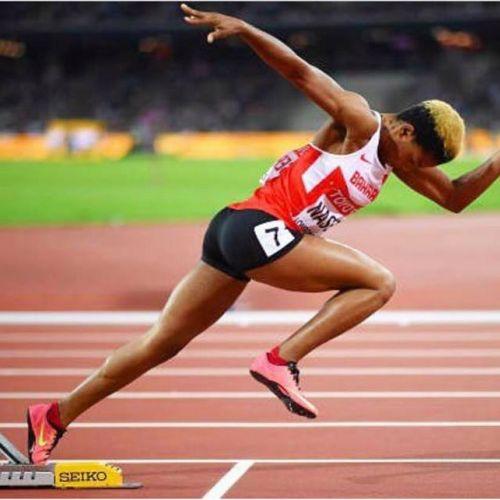 VIDEO / Salwa Eid Naser, vedeta zilei la Mondialele de atletism