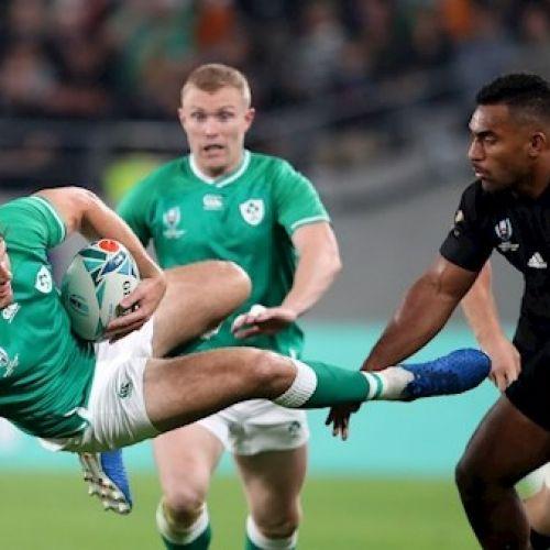 Noua Zeelandă şi Anglia, calificate în semifinalele Cupei Mondiale de Rugby