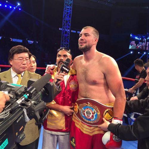 Boxerul Răzvan Cojanu, învingător într-o gală la Monte Carlo