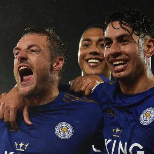 Leicester intră în istoria Premier League cu un scor de maidan