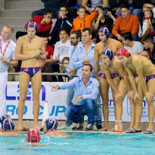 CSM Oradea s-a calificat în semifinalele LEN Euro Cup