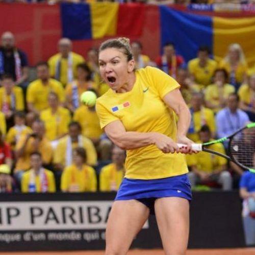 Simona Halep nu va veni la meciul de Fed Cup cu Rusia, anunță Ion Țiriac