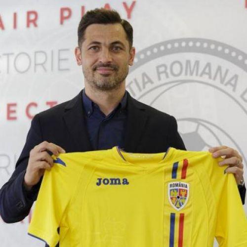Mirel Rădoi este noul selecționer al naționalei de seniori a României