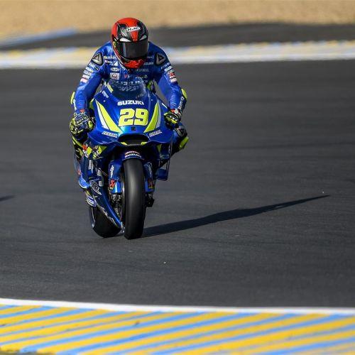 Motociclistul Andrea Iannone, suspendat pentru dopaj