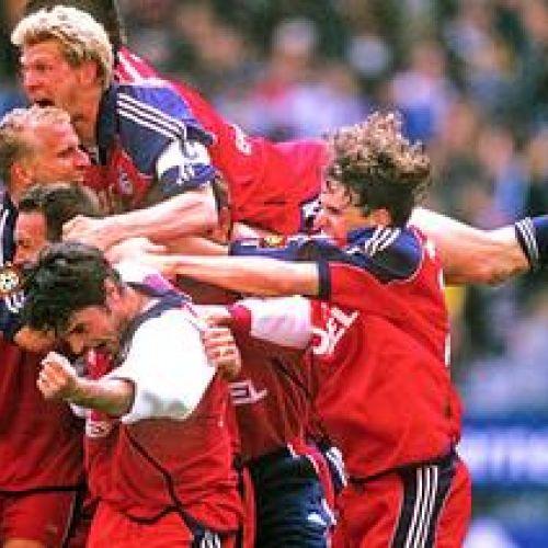 38. Bundesliga ca istorie (2000-2001): Campioană pentru patru minute.