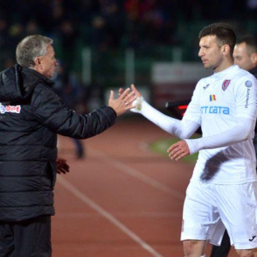Liga 1: Țucudean revine la CFR Cluj