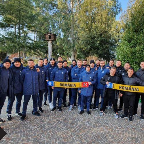 România a învins Georgia în preliminariile Mondialului de handbal masculin