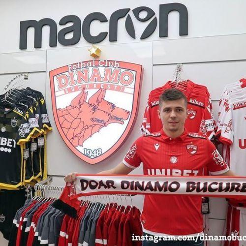 Dinamo a făcut prima achiziție: slovacul Skovajsa
