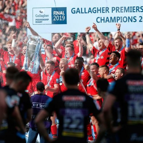 Campioana Europei la rugby va fi retrogradată