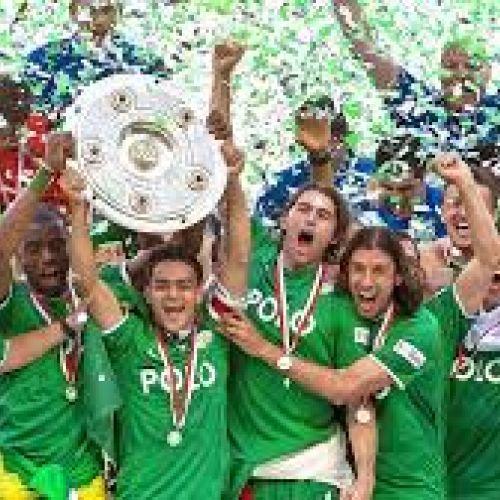 46. Bundesliga ca istorie (2008-2009): Surpriza de la Wolfsburg