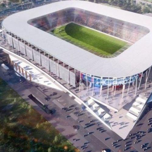 Noile stadioane bucureștne vor avea gazon hibrid