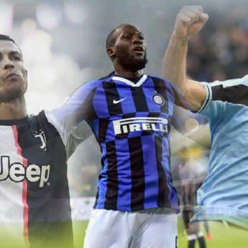 Serie A: Juventus pierde, Inter și Lazio profită și relansează lupta la titlu