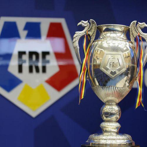 S-au stabilit sferturile de finală ale Cupei României la fotbal