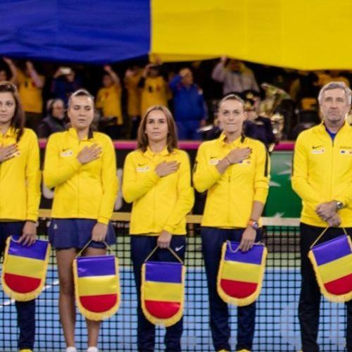 Naționala de Fed Cup a României va înfrunta Italia pentru a rămâne în Grupa Mondială