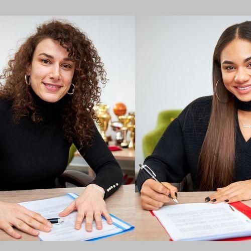 CSM București le-a prelungit contractele lui Omoregie şi Grubisic