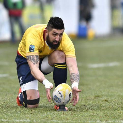 Naționala de rugby a României, învinsă de Rusia