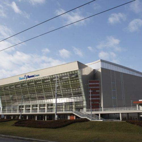 VIDEO / Sala Sporturilor din Sofia, transformată în spital pe timp de pandemie