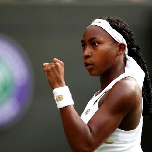 Jucătoarea de tenis Cori Gauff dezvăluie că s-a luptat cu depresia