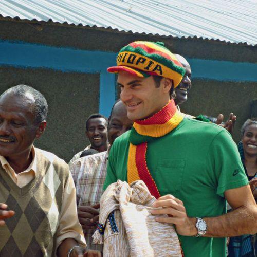 Federer a donat peste 5 milioane de dolari în acest an