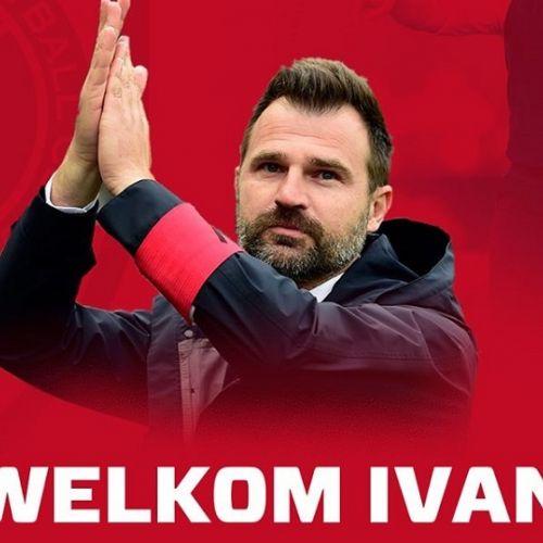 Ivan Leko, noul antrenor al lui Antwerp