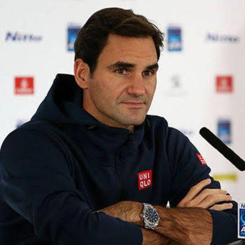 Federer nu va evolua în acest an, dar promite că va reveni în 2021