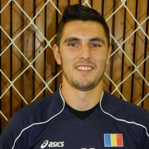 Internaționalul Gabriel Cherbeleață a părăsit Zalău pentru Dinamo