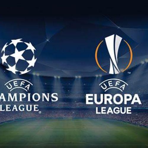 Câștigătoarele Ligii Campionilor și Europa League se vor decide după turnee organizate în Portugalia și Germania