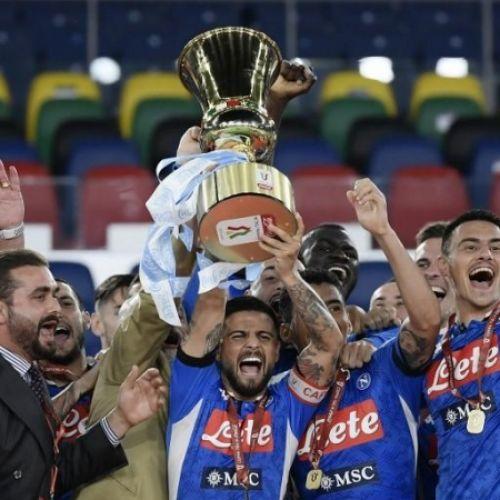 Napoli a câștigat Cupa Italiei, la penalty-uri, cu Juventus
