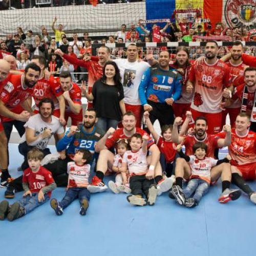 """Dinamo nu a primit wild-card pentru Liga Campionilor la handbal masculin Reacția """"câinilor"""""""