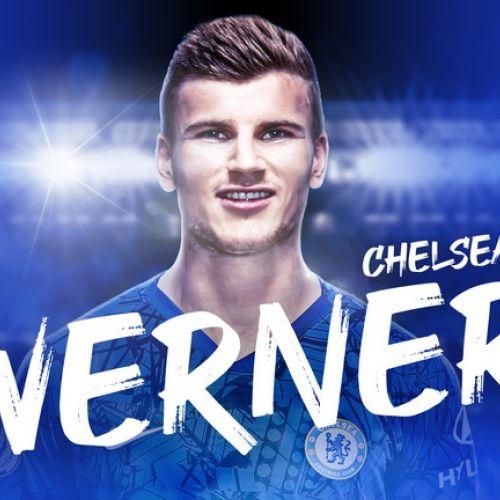 Timo Werner, vedeta lui Leipzig, a semnat cu Chelsea