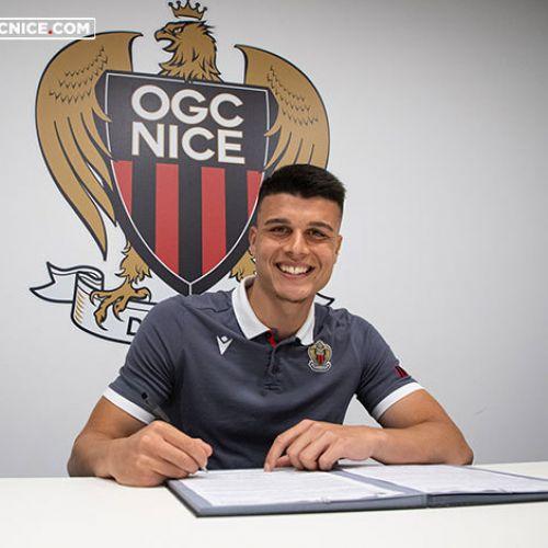 Fundașul Flavius Daniliuc a semnat cu Nice