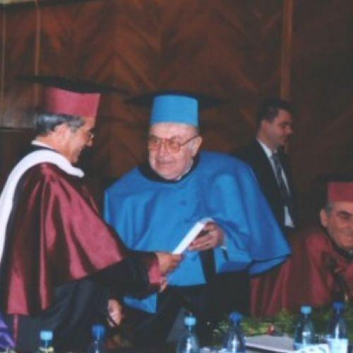 Doliu în sportul românesc. S-a stins profesorul universitar Mihai Epuran, considerat fondatorul psihologiei sportive în România
