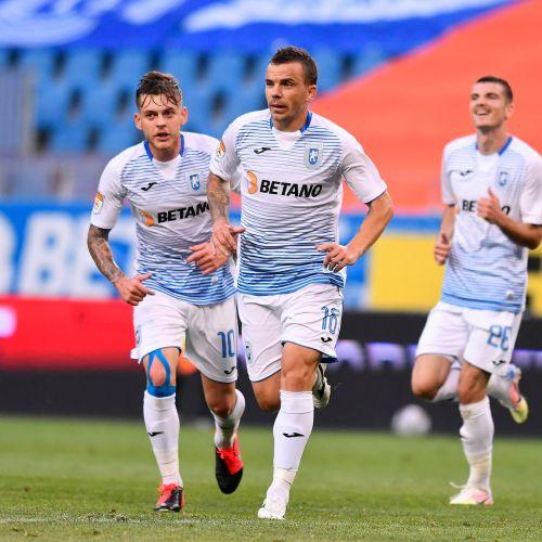 Liga 1: Craiova devine o amenințare pentru CFR Cluj