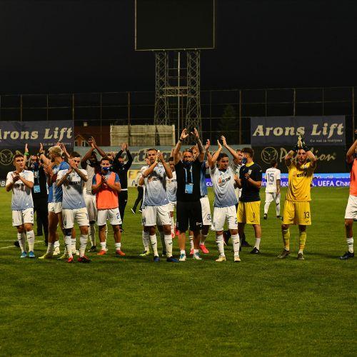 Craiova relansează lupta la titlu după ce a învins CFR Cluj în Gruia
