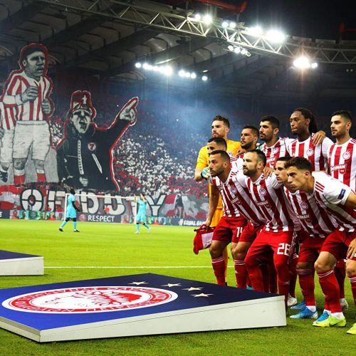 Olympiakos a devenit campioana Greciei după trei ani
