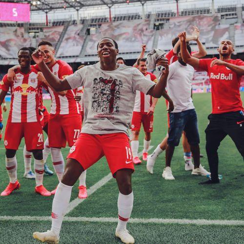 FC Salzburg, din nou campioană în Austria