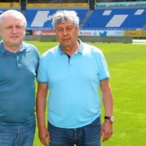 Mult zgomot pentru nimic. Lucescu va continua pe banca lui Dinamo Kiev