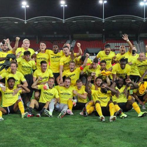 Băieți buni. Young Boys Berna este campioana Elveției la fotbal
