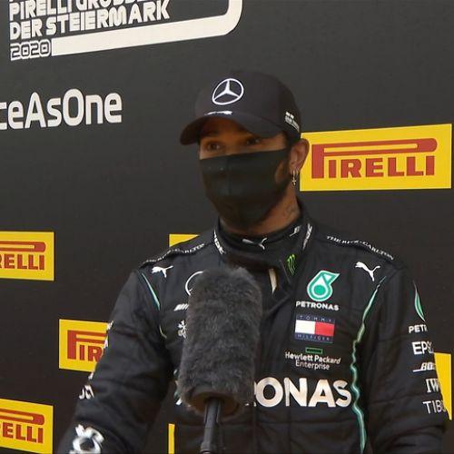Formula 1: Hamilton a câștigat la Silverstone pe trei roți