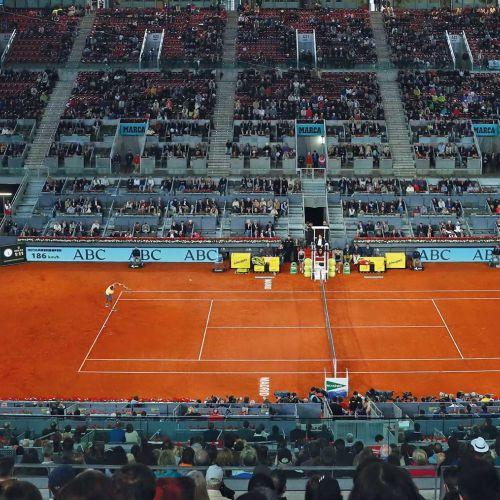 Turneul de tenis de la Madrid a fost anulat