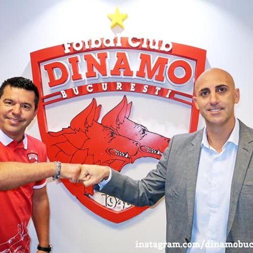 Cosmin Contra este noul antrenor al lui Dinamo. Mulțescu va fi păstrat la club
