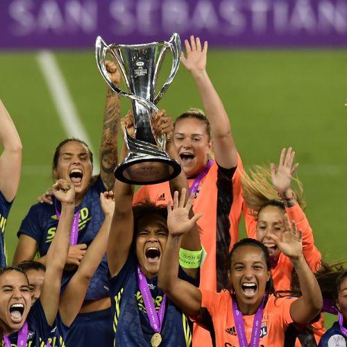 Fotbal feminin: Lyon, din nou câștigătoare în Liga Campionilor