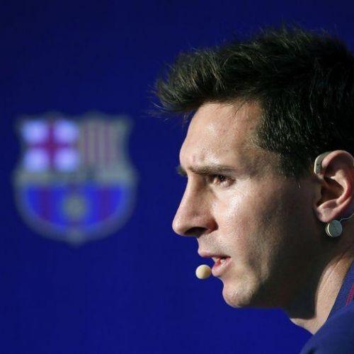 VIDEO / Messi a anunțat că rămâne la Barcelona, deoarce administrația clubului nu-l lasă să plece
