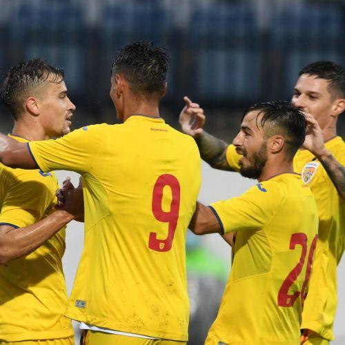 VIDEO / Mutu a debutat cu victorie pe banca naționalei de tineret, 3-1 în Finlanda