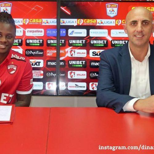Transferuri în Liga 1. Dinamo l-a adus pe Magaye Gueye, iar Hermannstadt l-a transferat pe Baba Alhassan